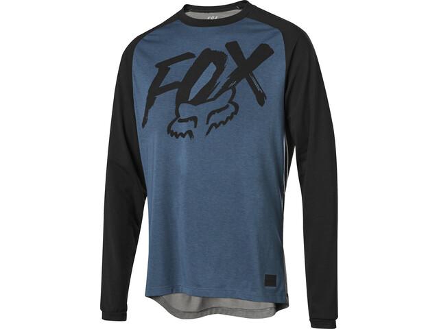 Fox Ranger Dr LS Jersey Jungs midnight